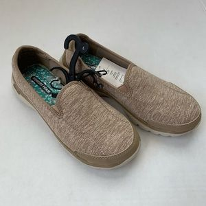 Women's slip on loafers